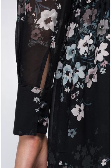 REPLAY Robe imprimé fleuri-6