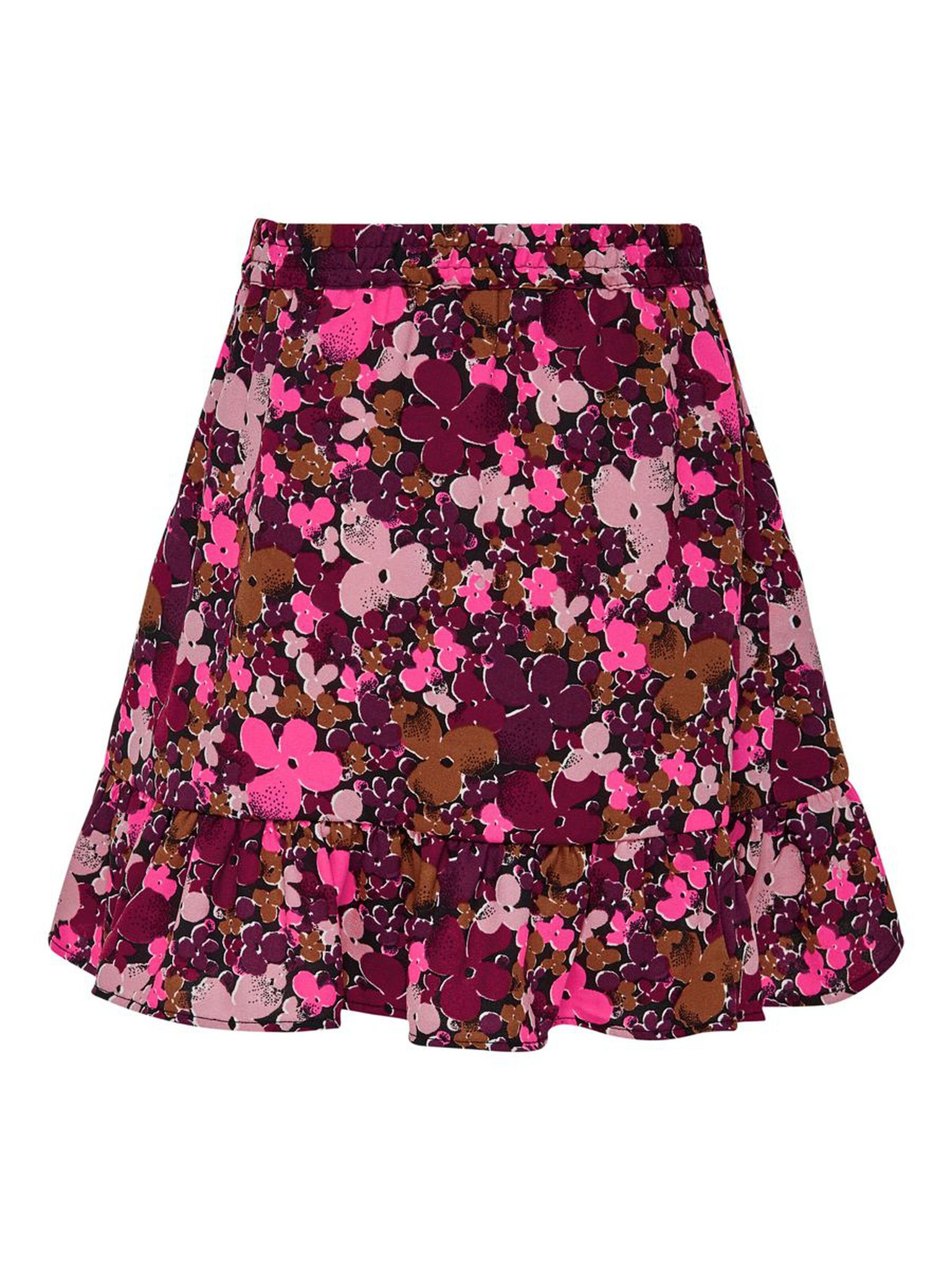 ONLY jupe flower-2