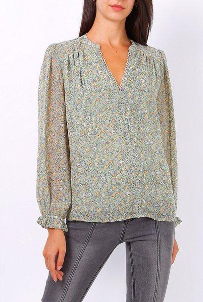 PEPITES blouse ludovique