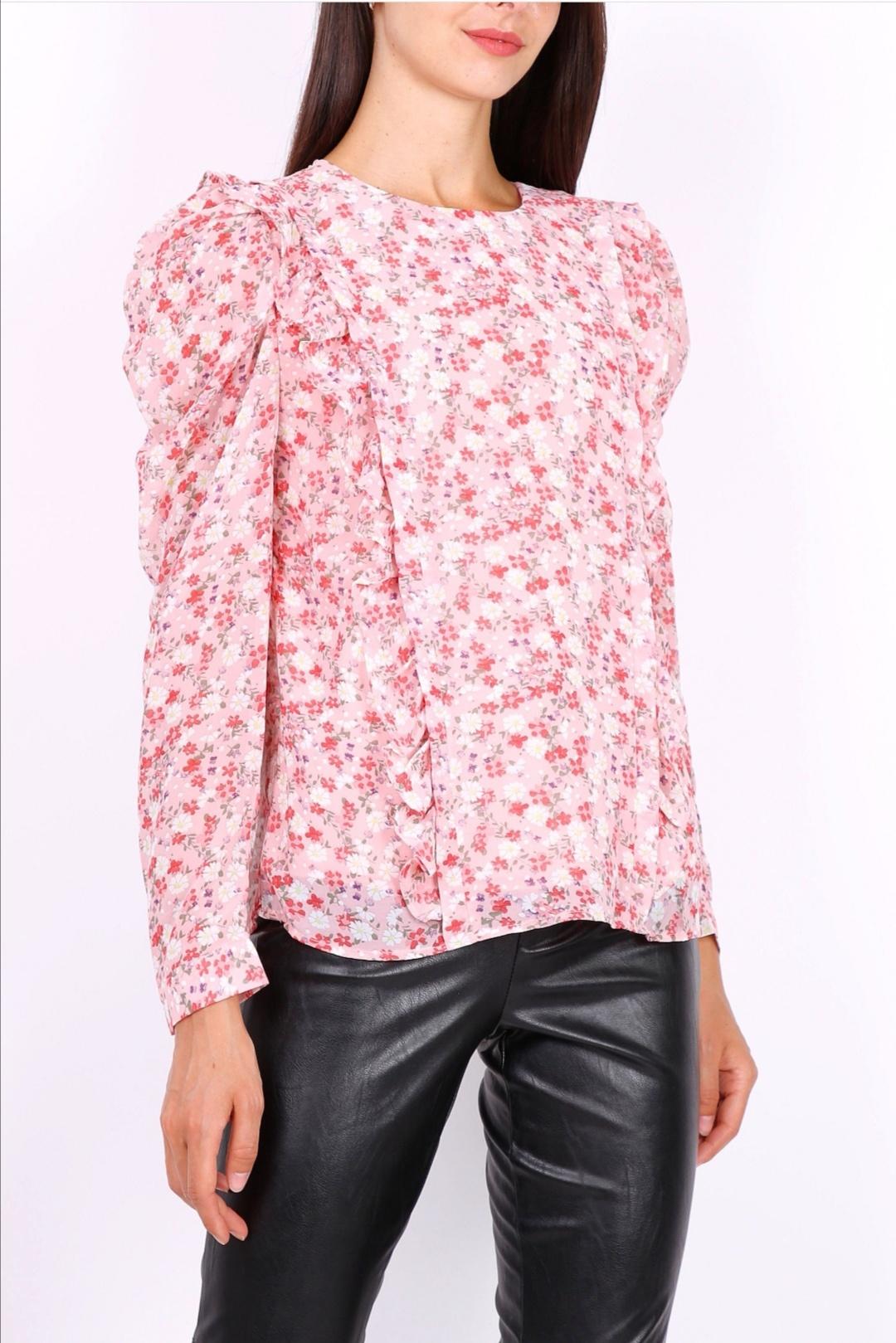 PEPITES blouse charline-1