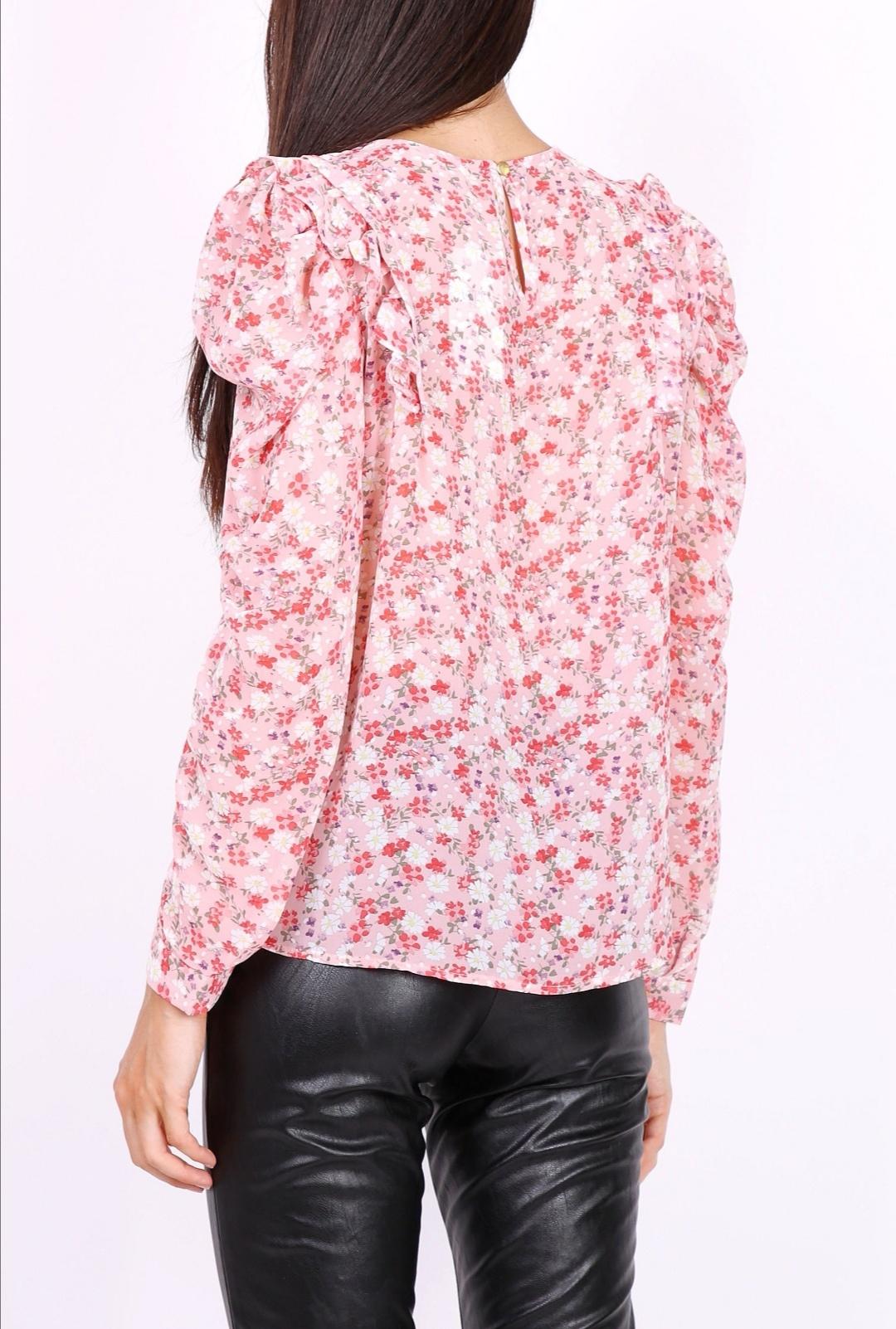 PEPITES blouse charline-6