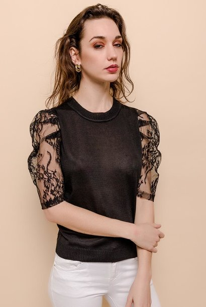 PEPITES blouse valérie
