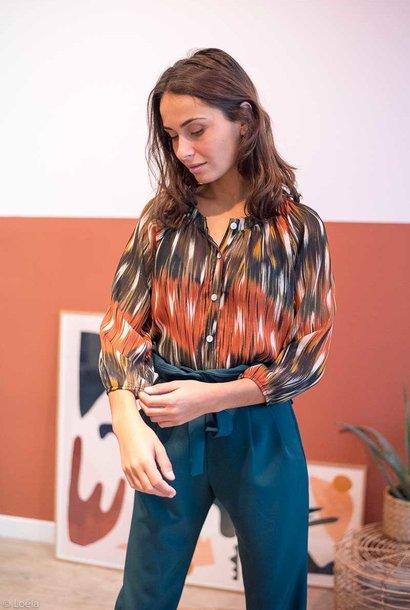 PEPITES blouse wallas