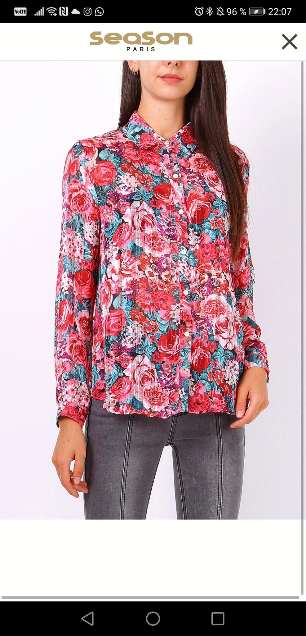PEPITES blouse ines-2