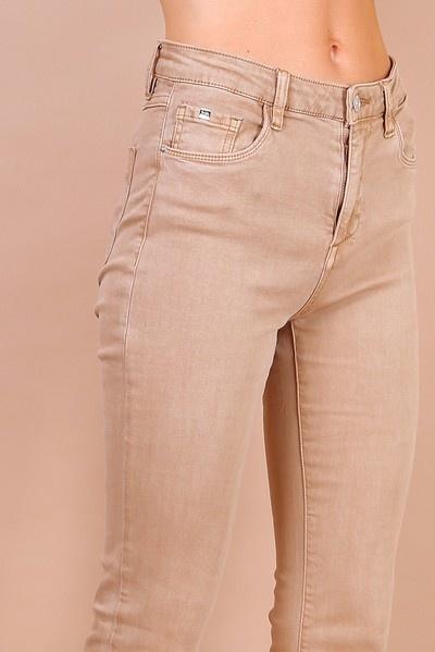 PEPITES jeans greg camel-3