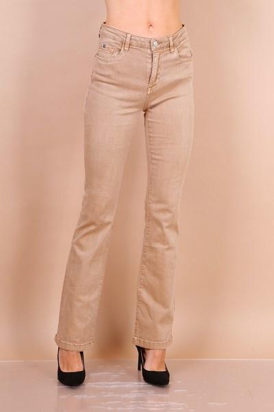 PEPITES jeans greg camel-4