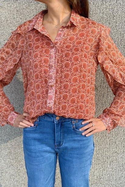 PEPITES blouse tianna