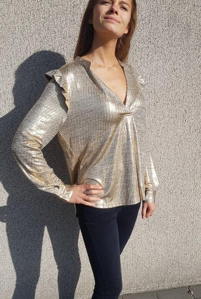 PEPITES blouse sybline