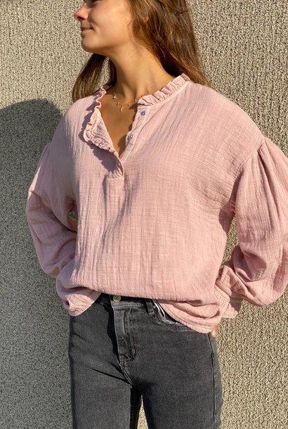 PEPITES blouse séverine
