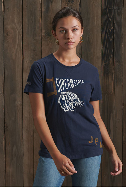 SUPERDRY T-shirt athlétisme