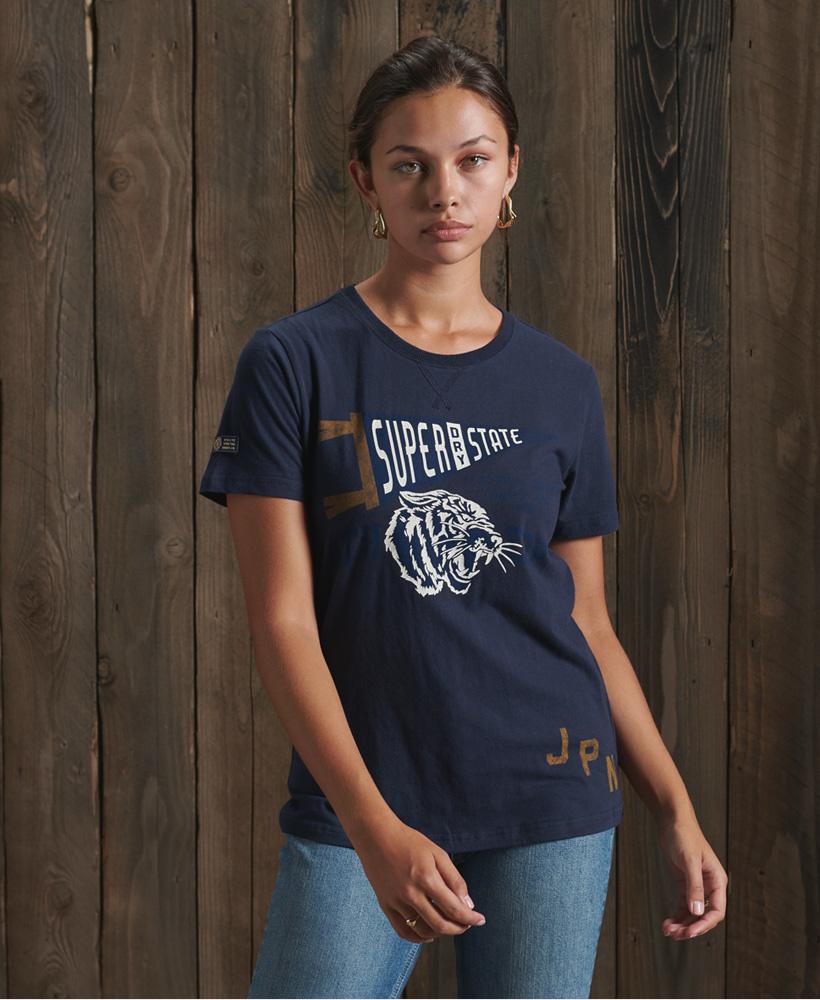 SUPERDRY T-shirt athlétisme-1