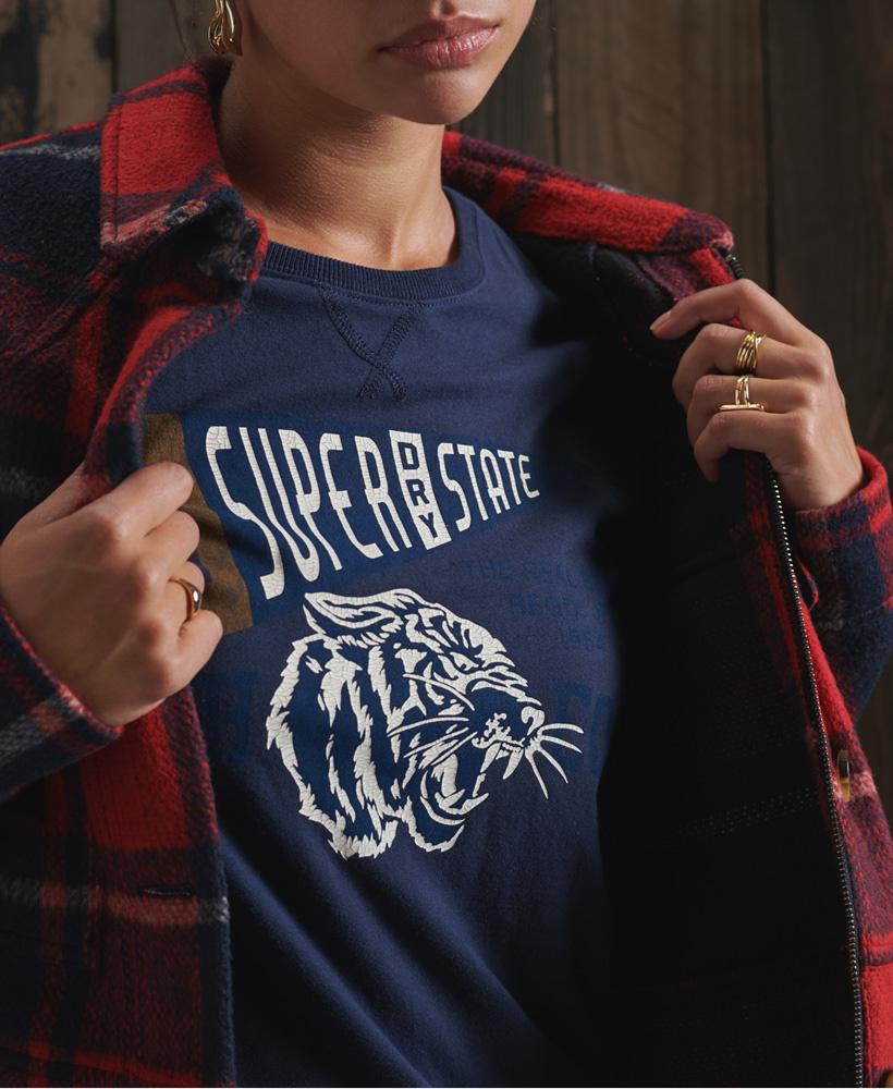 SUPERDRY T-shirt athlétisme-5