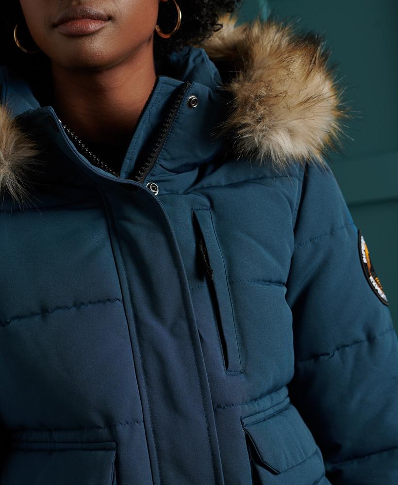 SUPERDRY Blouson Aviateur Everest-5