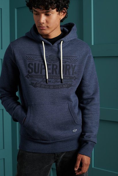 SUPERDRY Sweatshirt à capuche classics