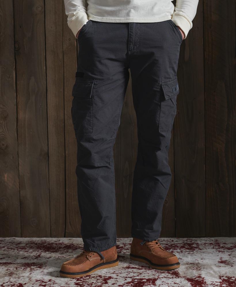 SUPERDRY pantalon cargo-1
