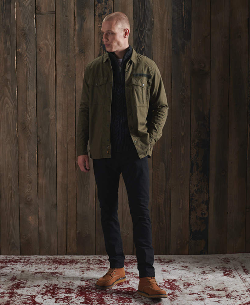 SUPERDRY Pull Jacob-2