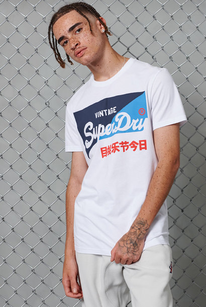 SUPERDRY T-shirt primaire