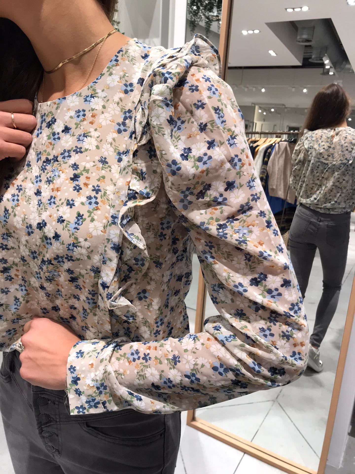 PEPITES blouse charline-4