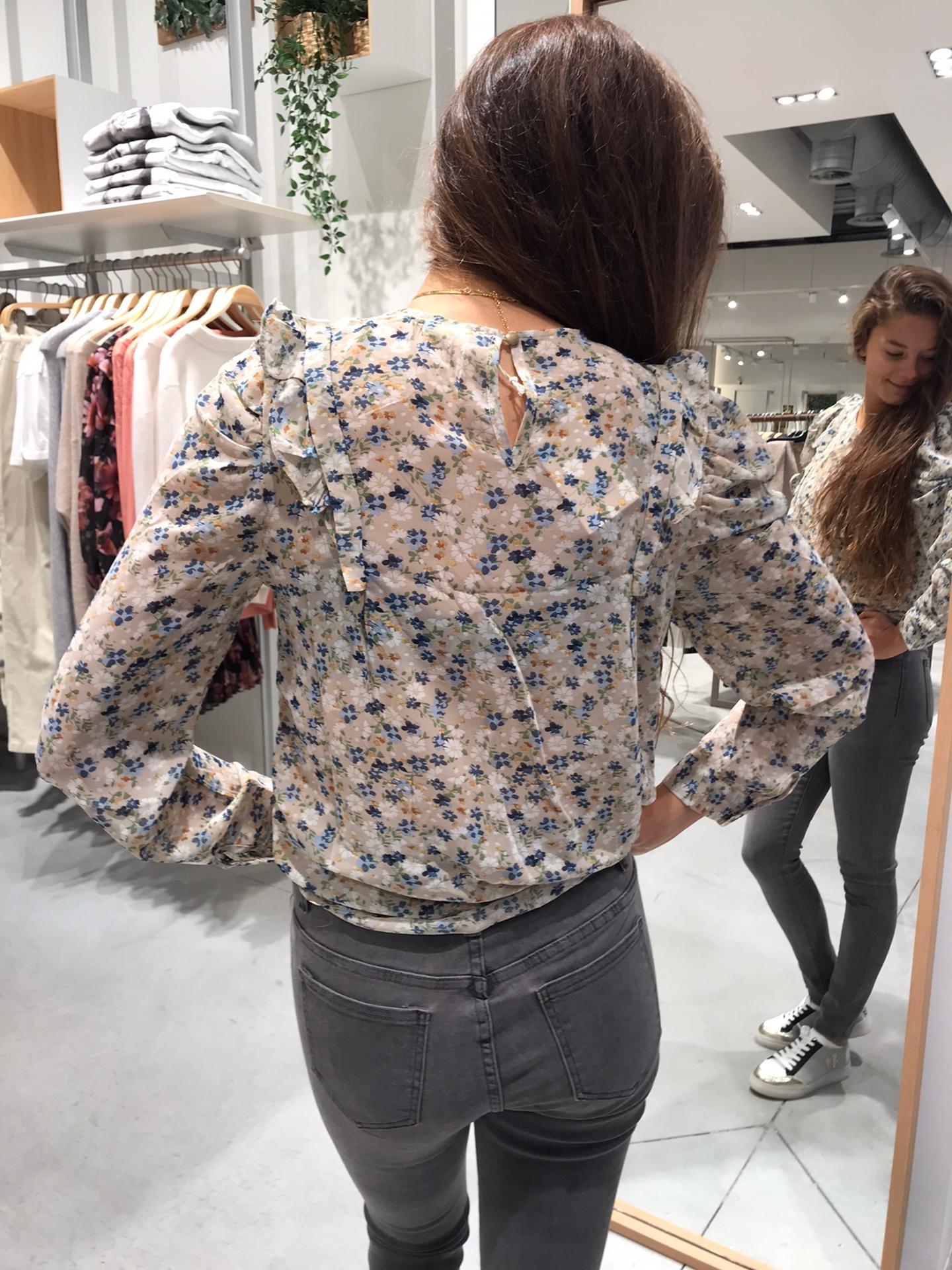 PEPITES blouse charline-5