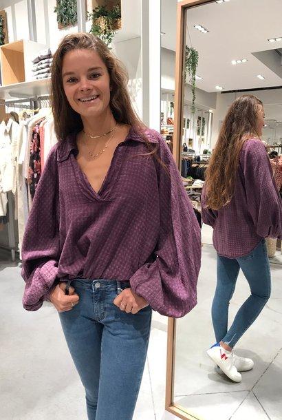 PEPITES blouse clarisse