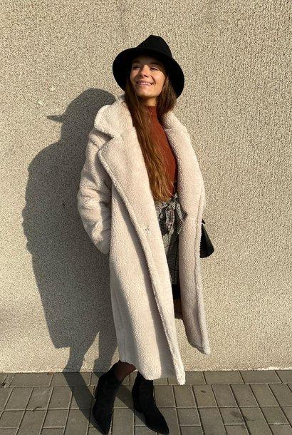 PEPITES manteau boris