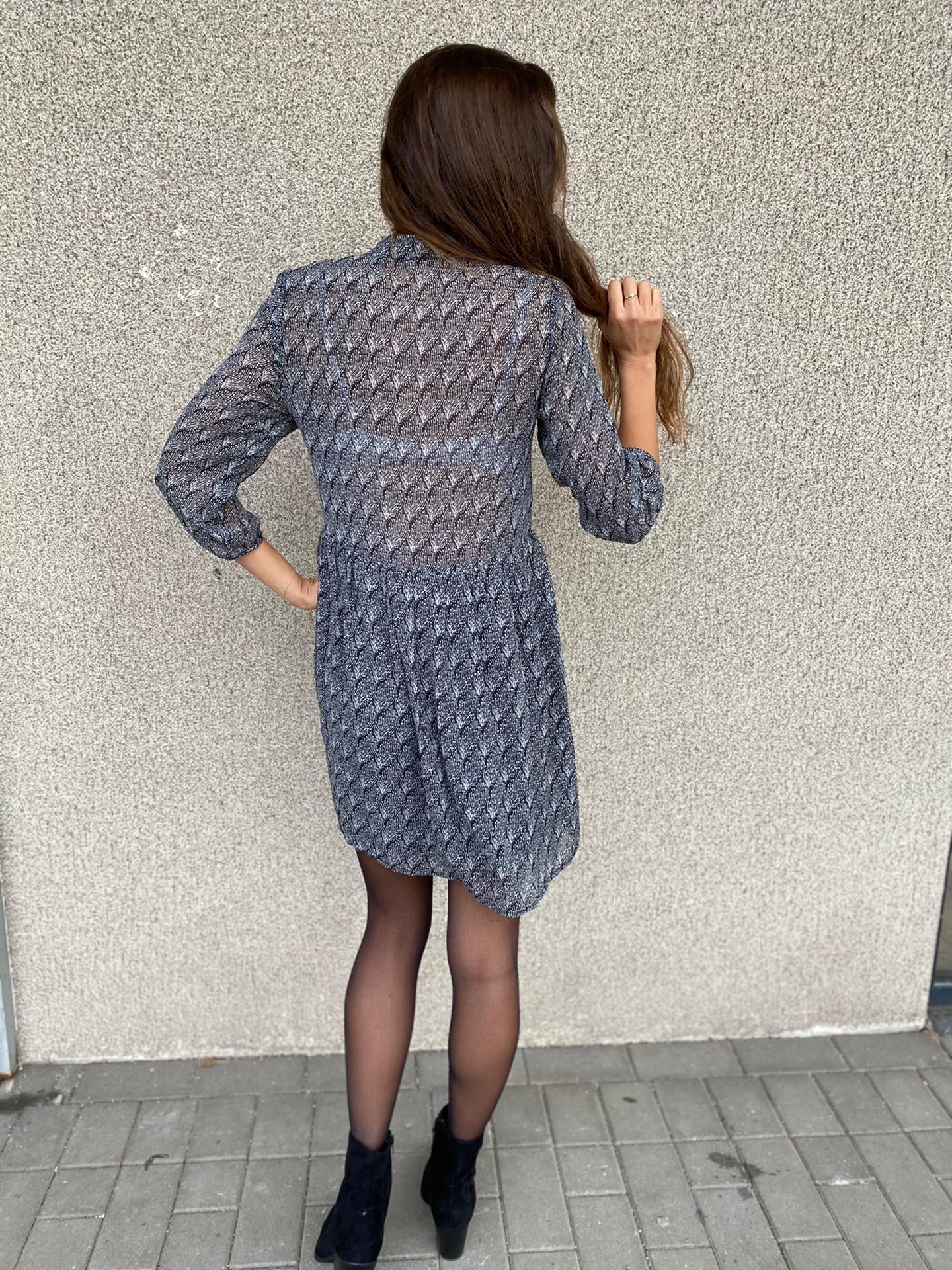 PEPITES robe cindy noir-4