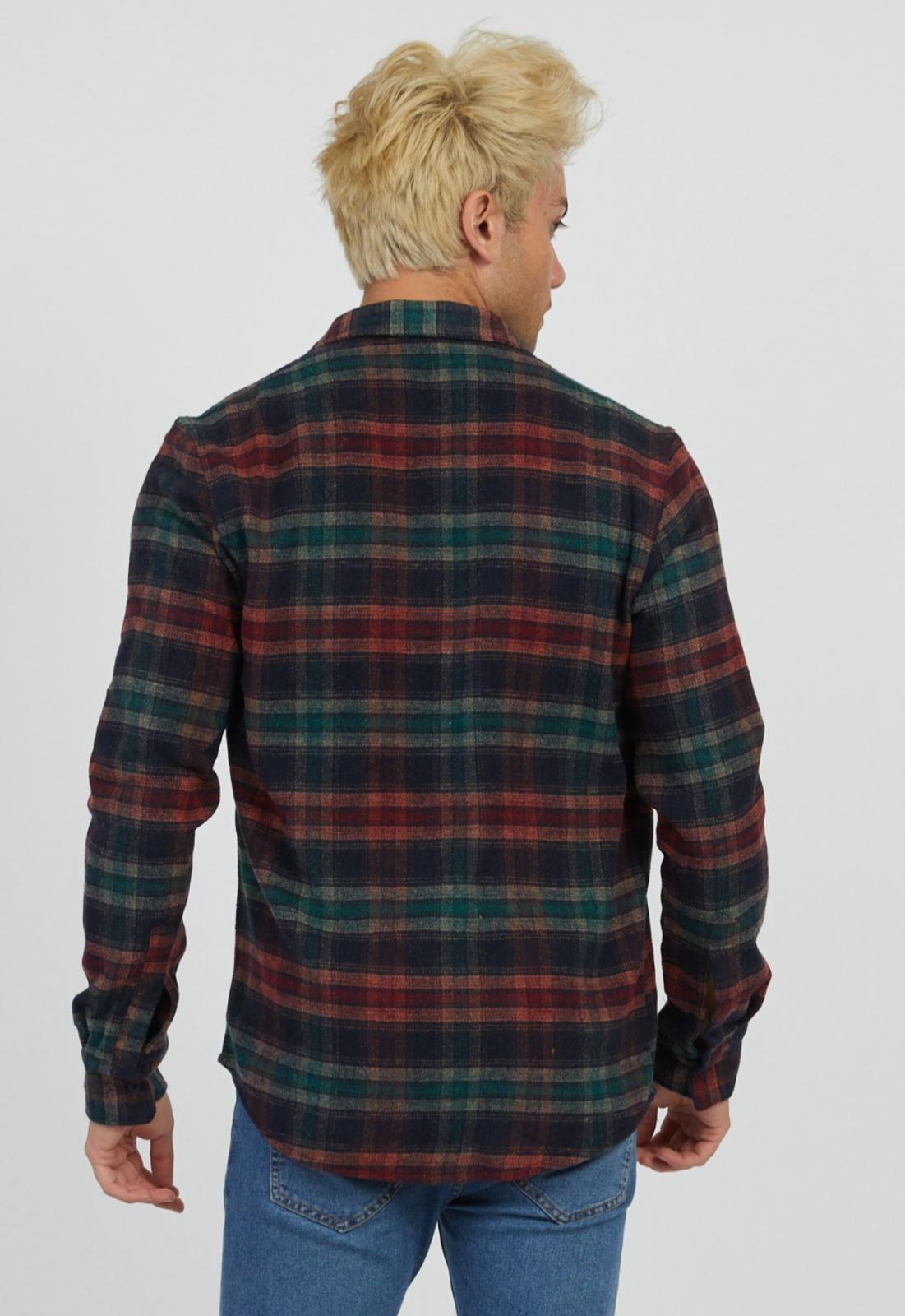 MYSTORE chemise charles vert-2