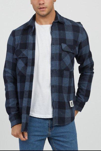MYSTORE chemise charles bleu