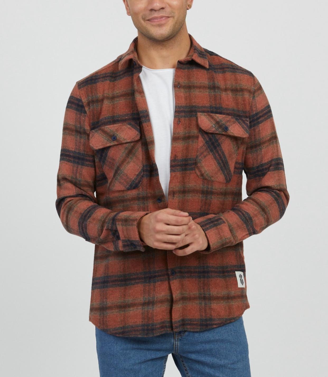 MYSTORE chemise charles brun-3