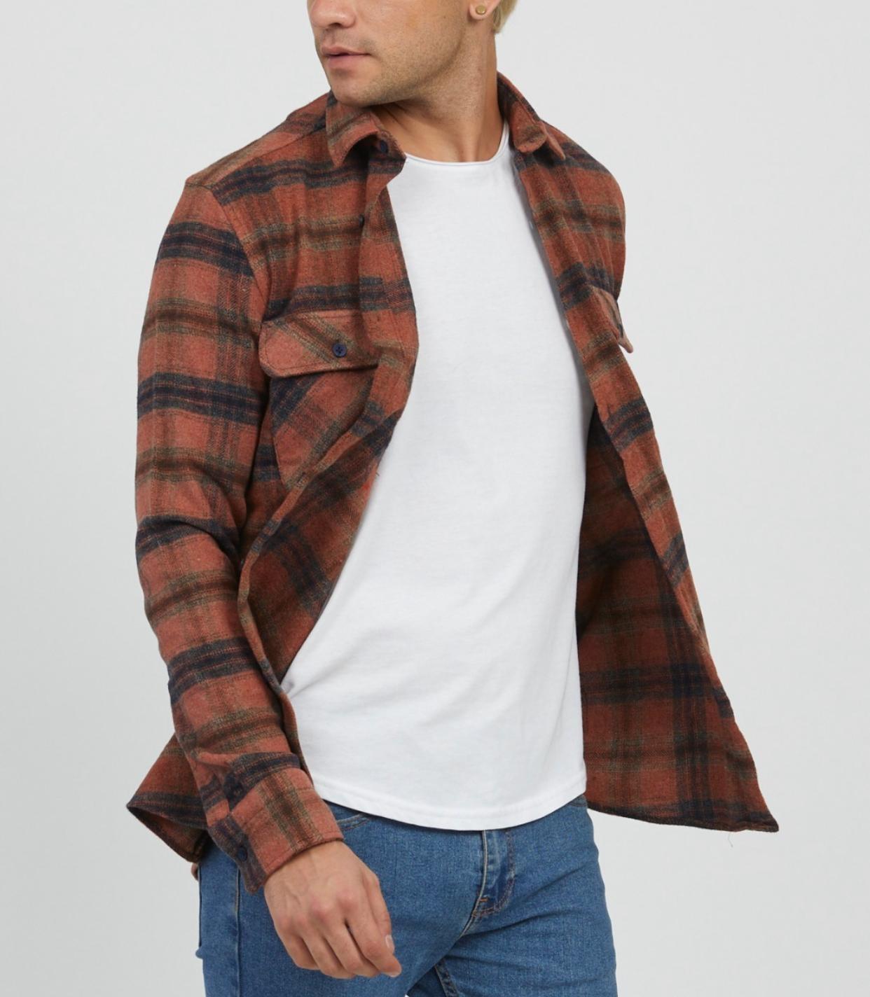 MYSTORE chemise charles brun-4