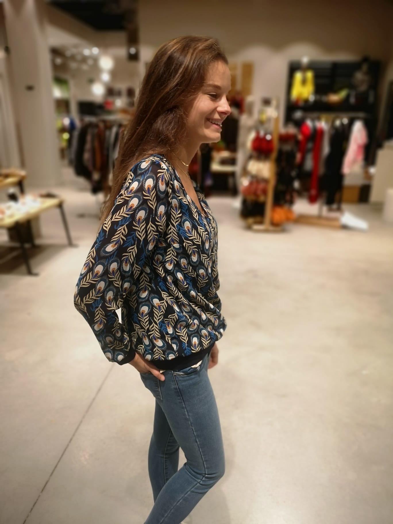 PEPITES blouse naima-5