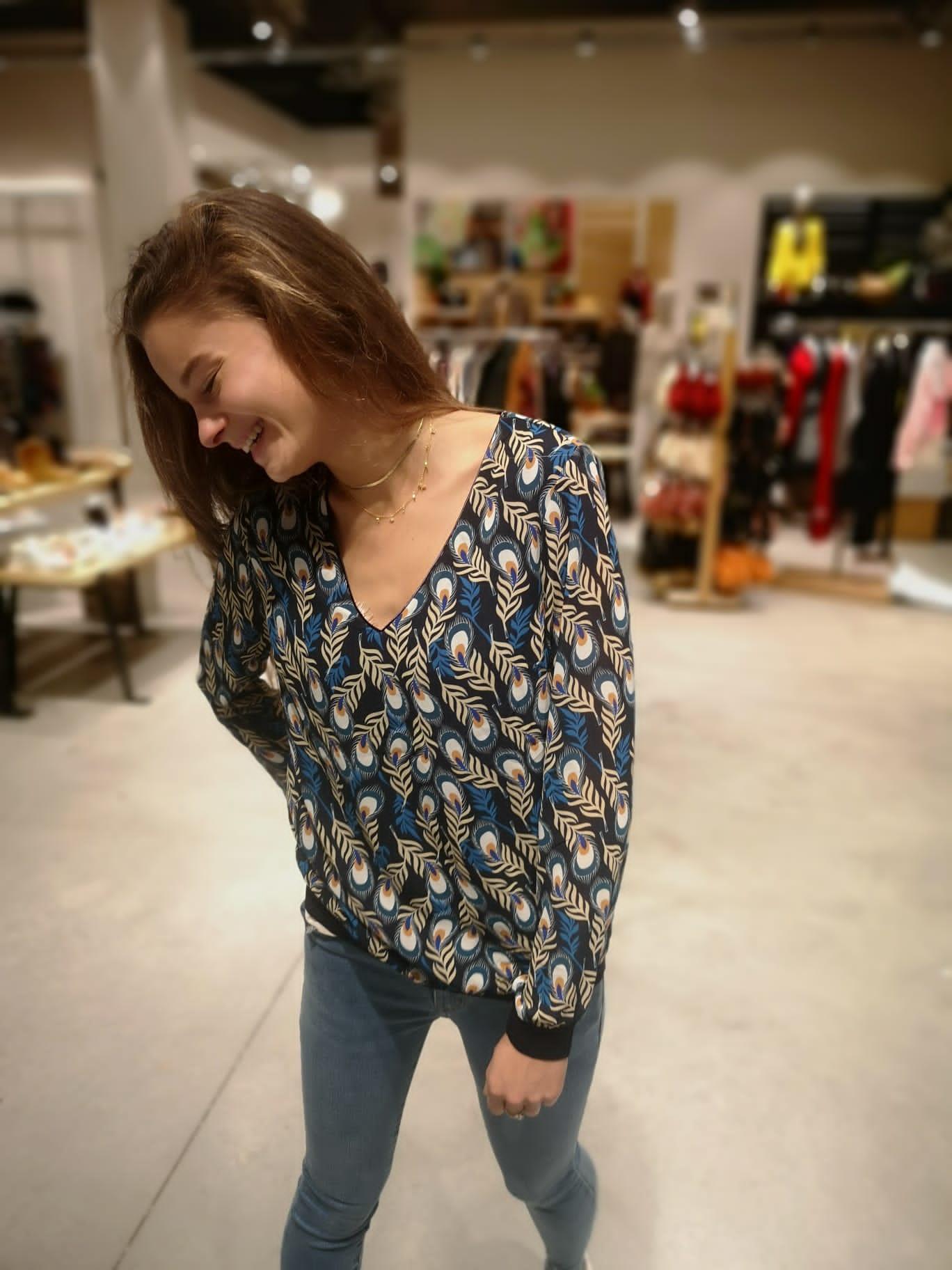 PEPITES blouse naima-6