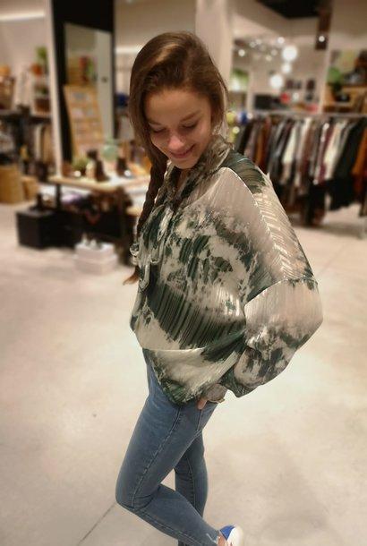 PEPITES blouse clemence