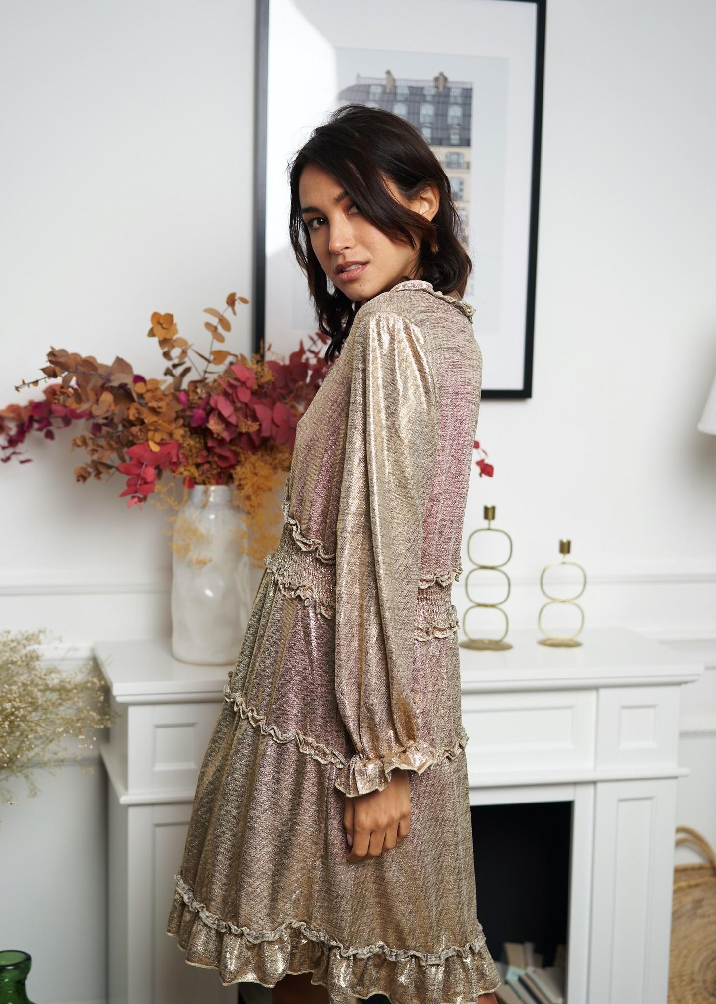 PEPITES robe roxane-4