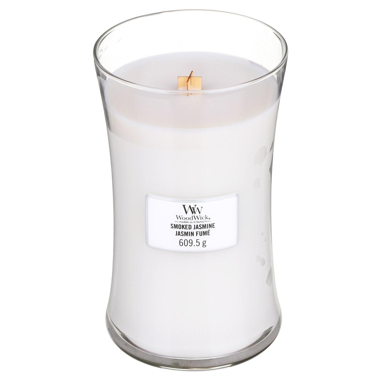 WOODWICK bougie smoked jasmine large-1