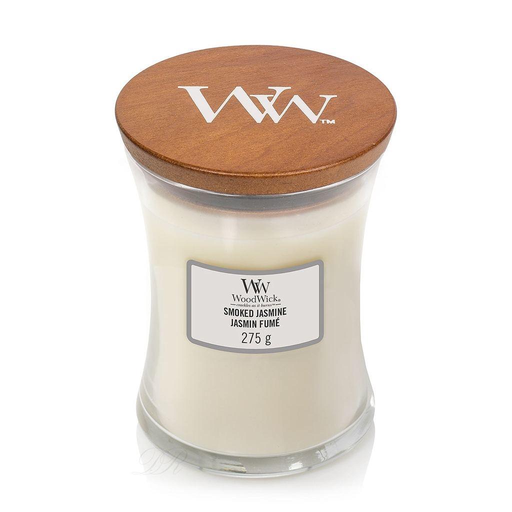 WOODWICK bougie smoked jasmine medium-1