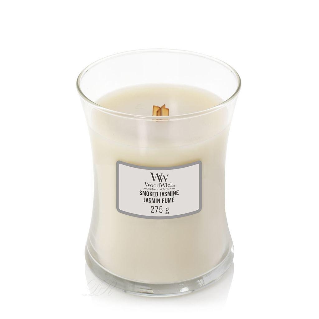 WOODWICK bougie smoked jasmine medium-2