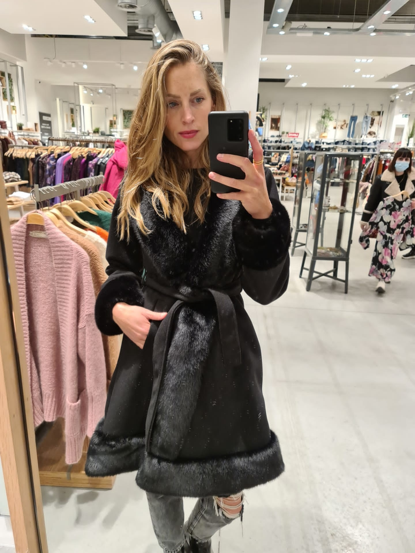 CAROLINA veste noire-2