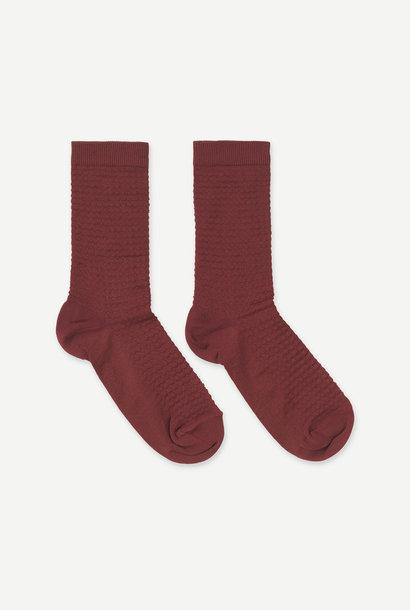 SAMSOE SAMSOE chaussettes fines