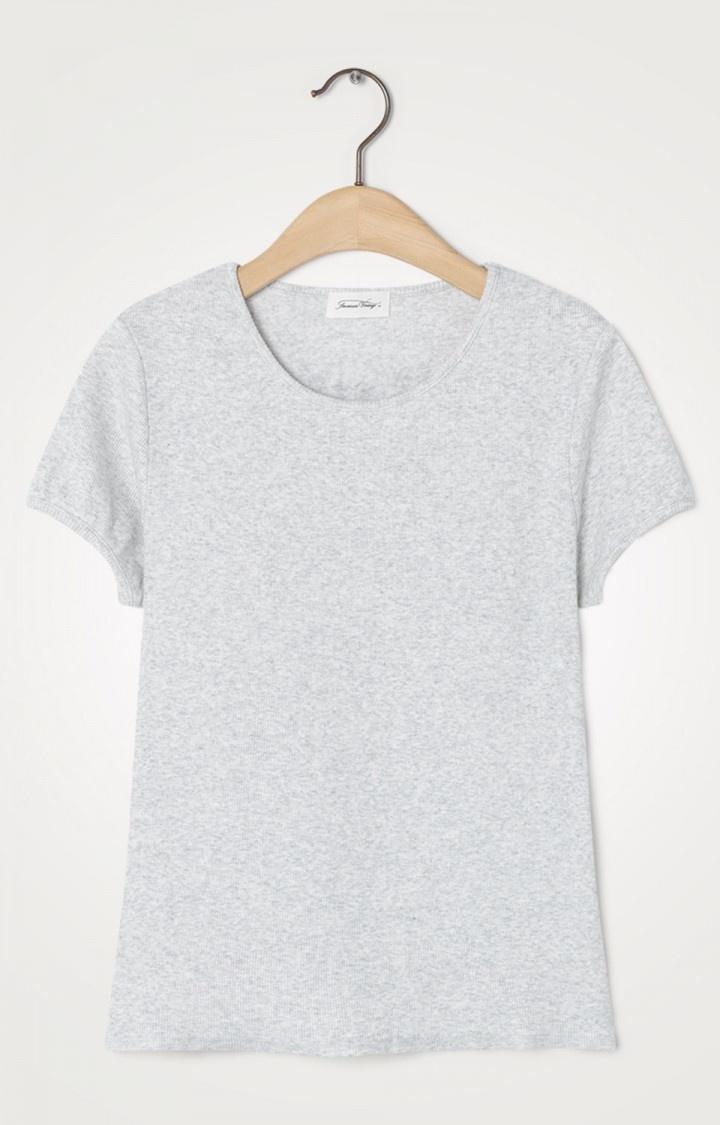 AMERICAIN VINTAGE t-shirt manche courtes et col rond-1