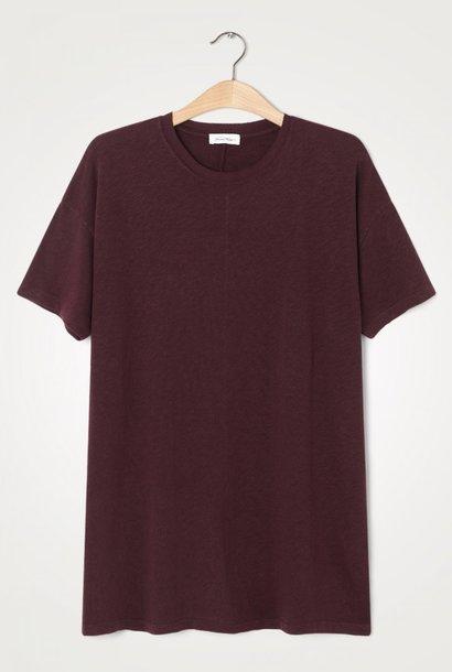 AMERICAIN VINTAGE t-shirt clasique a col rond