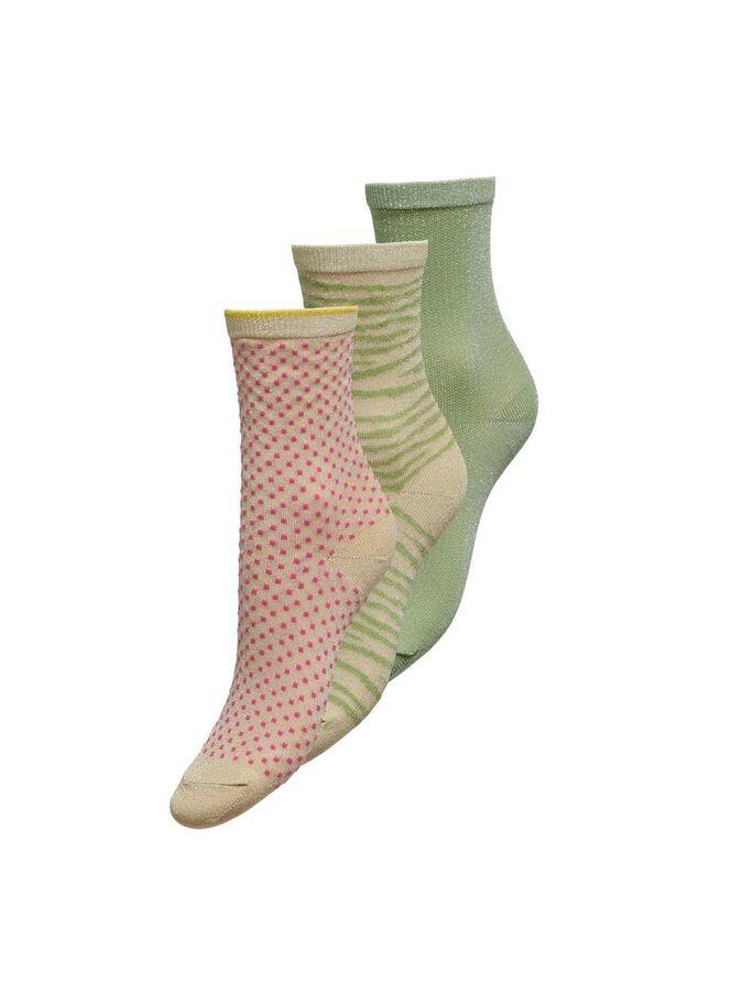ONLY chaussettes paillettes-1