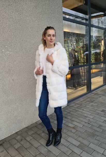 PEPITES manteau pietro