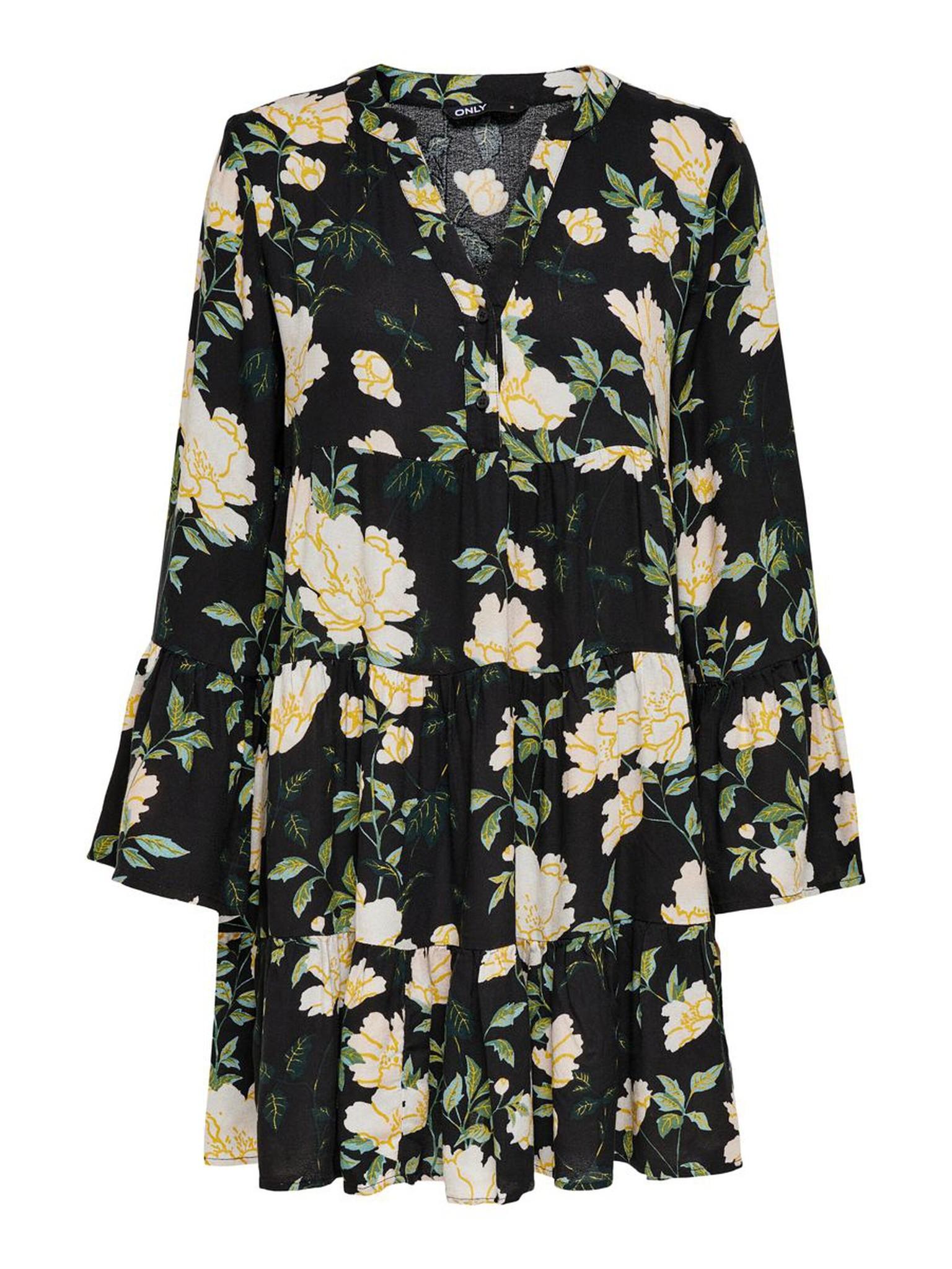 ONLY robe courte imprimée-1