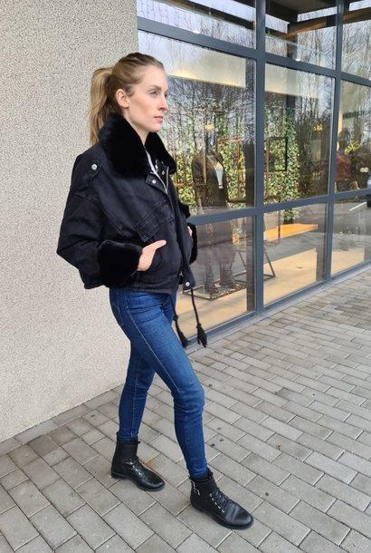 PEPITES manteau marceau