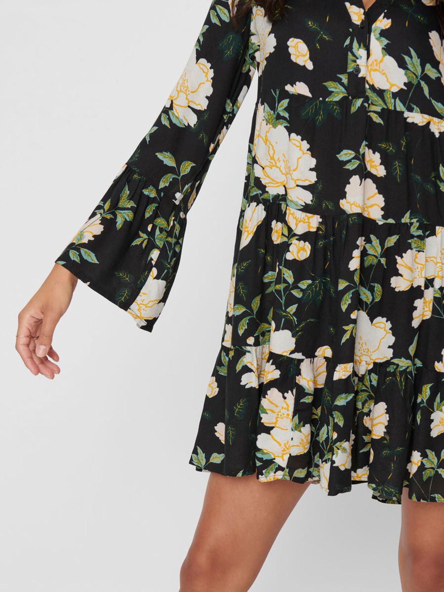 ONLY robe courte imprimée-3