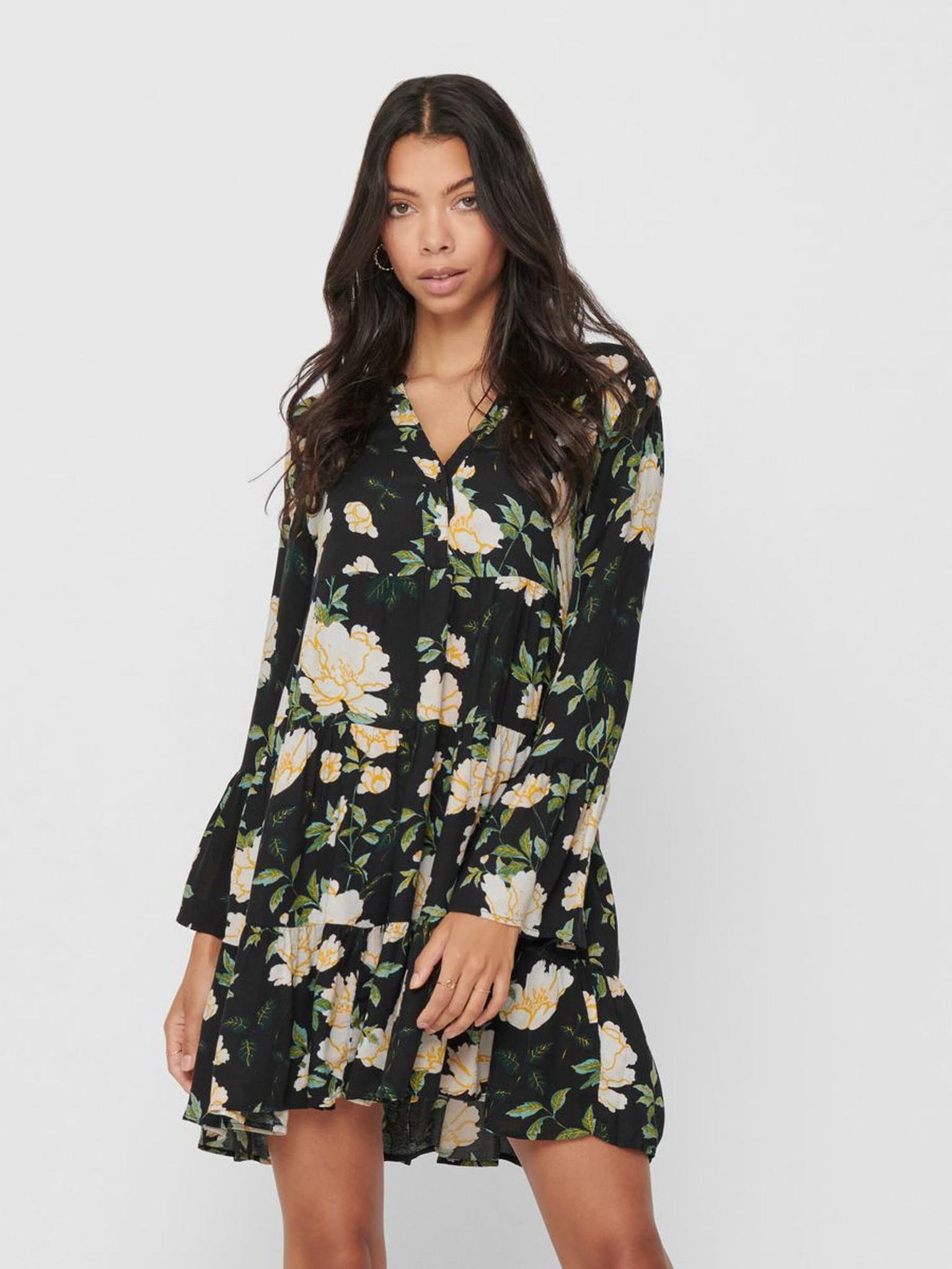 ONLY robe courte imprimée-4