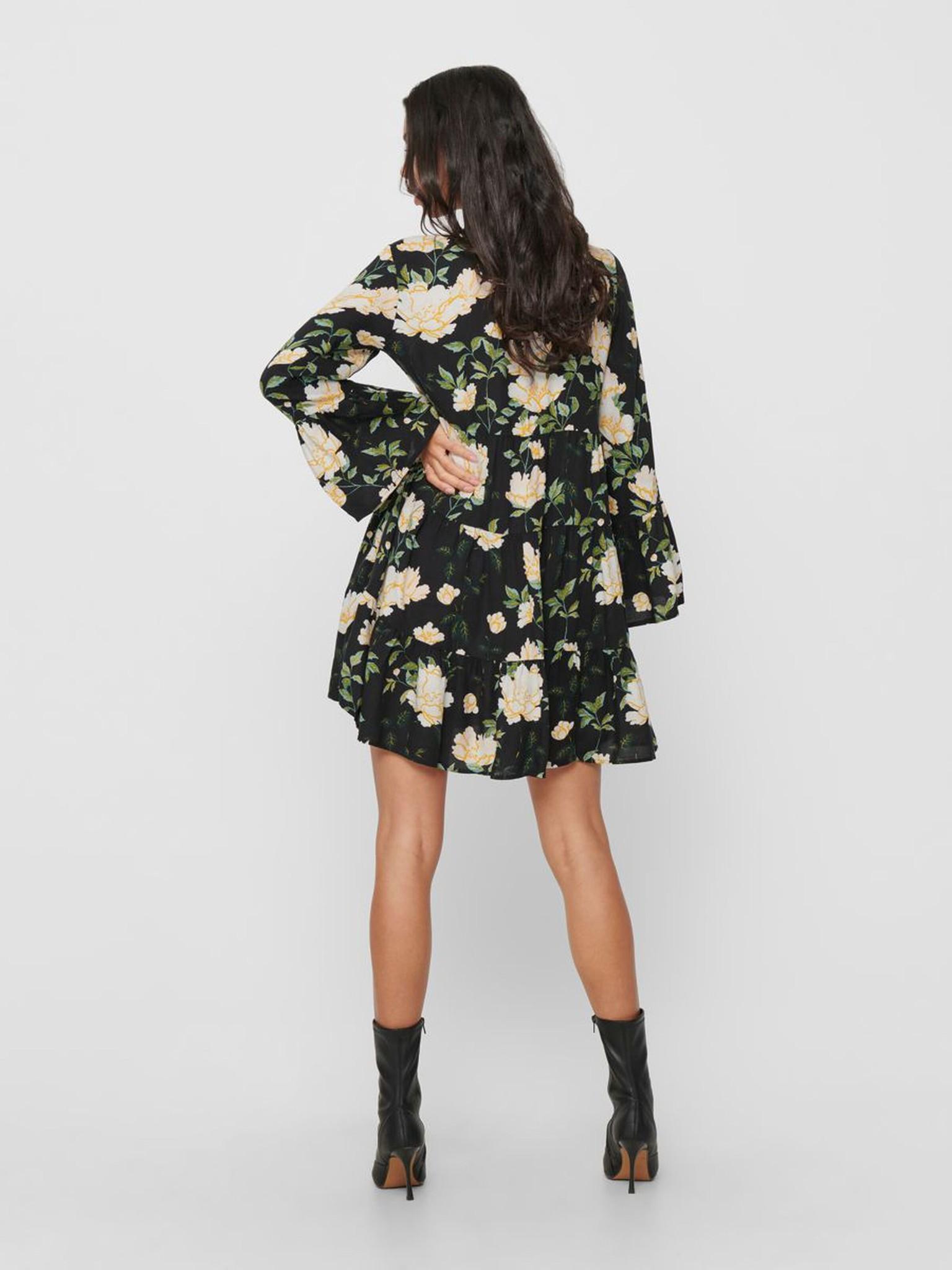 ONLY robe courte imprimée-5