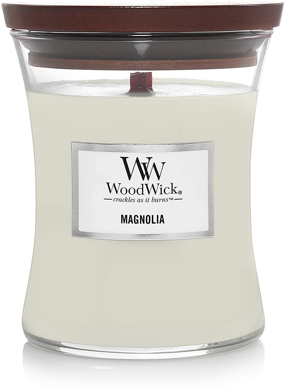 WOODWICK bougie moyenne magnolia-1