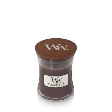 WOODWICK bougie velours de santal mini-1